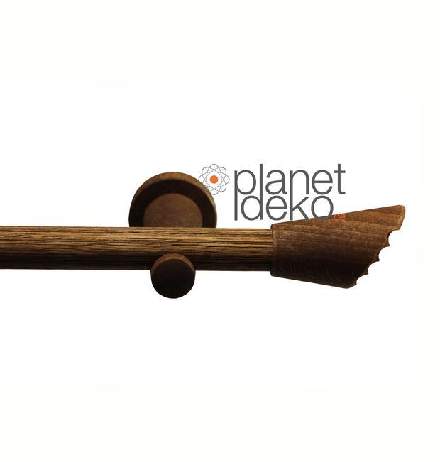 Schöne Gardinenstange Aus Holz 25mm Wwwplanet Dekode Online