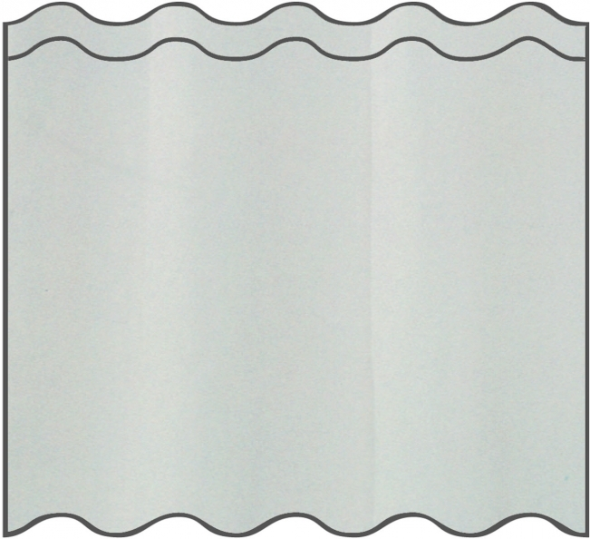Duschvorhang Waschbar 60 : 120x200cm grau ~ Whattoseeinmadrid.com Haus und Dekorationen