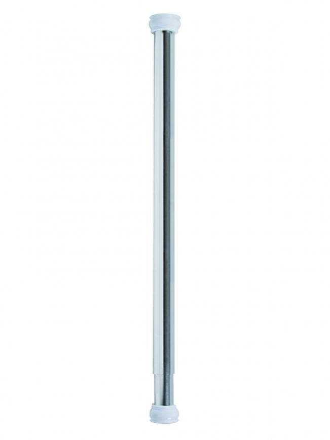 federstange 25mm zum einklemmen zwischen zwei w nde f r duschvorh nge. Black Bedroom Furniture Sets. Home Design Ideas