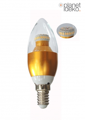 LED Kerzenlampen Dimmbar 4 Watt